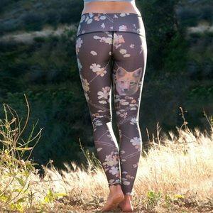 Teeki wildflower leggings